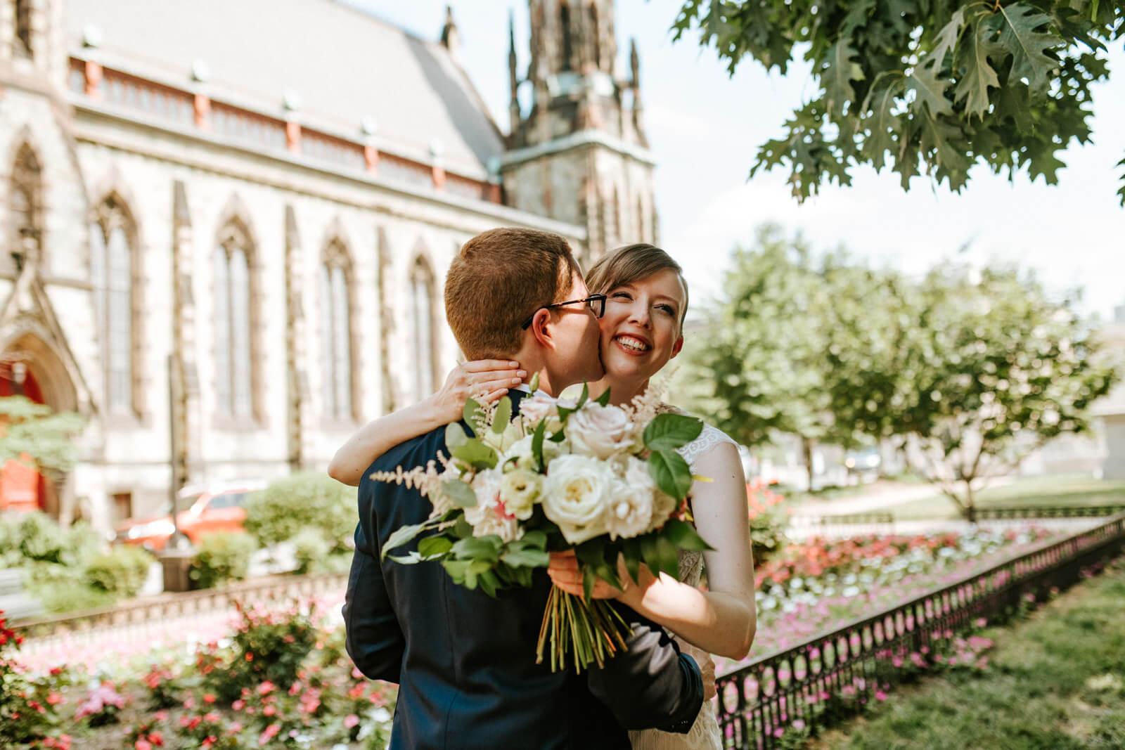 d0198353d483 Tiffany & Megan - Baltimore Weddings